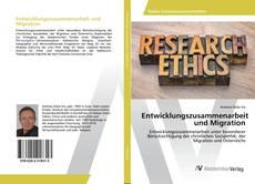 Entwicklungszusammenarbeit und Migration kitap kapağı