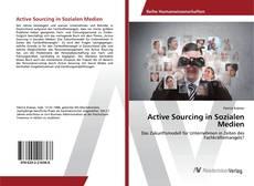 Capa do livro de Active Sourcing in Sozialen Medien
