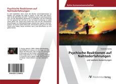 Psychische Reaktionen auf Nahtoderfahrungen kitap kapağı