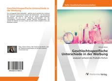 Bookcover of Geschlechtsspezifische Unterschiede in der Werbung