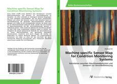 Capa do livro de Machine specific Sensor Map for Condition Monitoring Systems