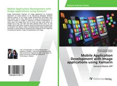 Portada del libro de Mobile Application Development with Image applications using Xamarin