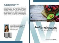 Buchcover von Social Campaigning in der Ernährungsindustrie