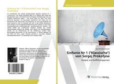 "Bookcover of Sinfonie Nr 1 (""Klassische"") von Sergej Prokofjew"