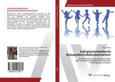 Portada del libro de Lehrplanorientierte Klassenbuchdokumentation