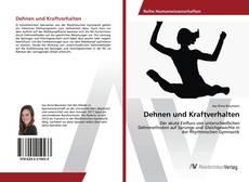 Portada del libro de Dehnen und Kraftverhalten
