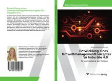 Обложка Entwicklung eines Umweltmanagementkonzeptes für Industrie 4.0