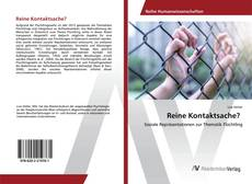 Bookcover of Reine Kontaktsache?