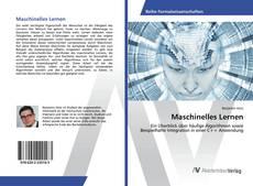 Buchcover von Maschinelles Lernen