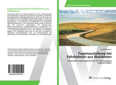 Bookcover of Fugenausteilung bei Fahrbahnen aus Walzbeton