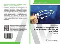 Buchcover von Performancevergleich von Node.js und PHP mit Apache und Nginx