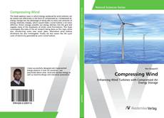 Capa do livro de Compressing Wind