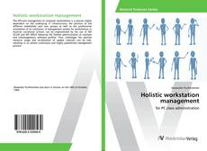 Buchcover von Holistic workstation management