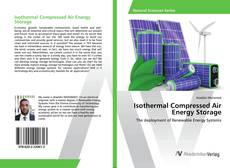Bookcover of Isothermal Compressed Air Energy Storage