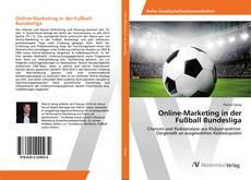 Buchcover von Online-Marketing in der Fußball Bundesliga