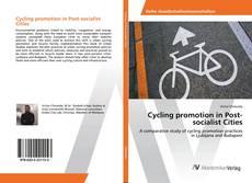 Borítókép a  Cycling promotion in Post-socialist Cities - hoz