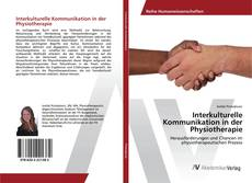 Buchcover von Interkulturelle Kommunikation in der Physiotherapie