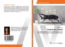 Bookcover of Insects as a Food
