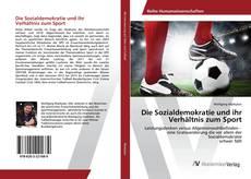 Buchcover von Die Sozialdemokratie und ihr Verhältnis zum Sport