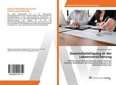 Bookcover of Gewinnbeteiligung in der Lebensversicherung