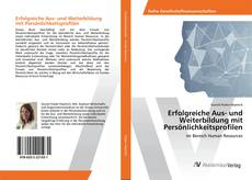 Capa do livro de Erfolgreiche Aus- und Weiterbildung mit Persönlichkeitsprofilen