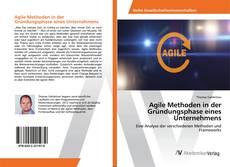 Buchcover von Agile Methoden in der Gründungsphase eines Unternehmens