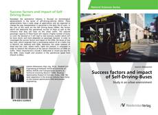Bookcover of Success factors and impact of Self-Driving-Buses