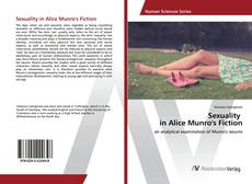 Bookcover of Sexuality in Alice Munro's Fiction