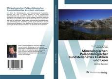 Buchcover von Mineralogischer-Paläontologischer Fundstellenatlas Kastilien und Leon