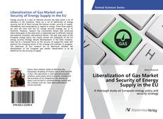 Capa do livro de Liberalization of Gas Market and Security of Energy Supply in the EU