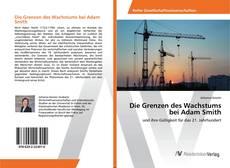 Bookcover of Die Grenzen des Wachstums bei Adam Smith