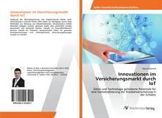 Bookcover of Innovationen im Versicherungsmarkt durch IoT