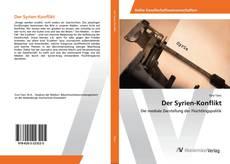 Buchcover von Der Syrien-Konflikt