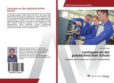 Bookcover of Lerntypen an der polytechnischen Schule