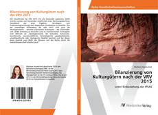 Copertina di Bilanzierung von Kulturgütern nach der VRV 2015