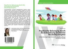 Buchcover von Psychische Belastung durch die Erkrankung Duchenne Muskeldystrophie