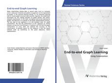 End-to-end Graph Learning kitap kapağı