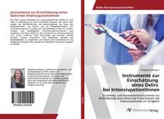 Portada del libro de Instrumente zur Einschätzung eines Delirs bei IntensivpatientInnen
