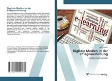Buchcover von Digitale Medien in der Pflegeausbildung