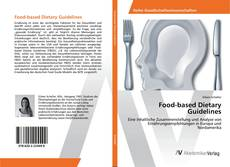 Buchcover von Food-based Dietary Guidelines