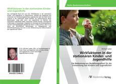 Capa do livro de Wirkfaktoren in der stationären Kinder- und Jugendhilfe