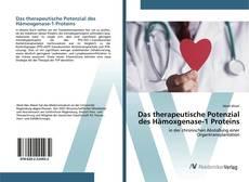 Bookcover of Das therapeutische Potenzial des Hämoxgenase-1 Proteins