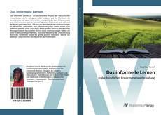 Couverture de Das informelle Lernen