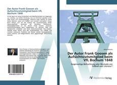 Copertina di Der Autor Frank Goosen als Aufsichtsratsmitglied beim VfL Bochum 1848