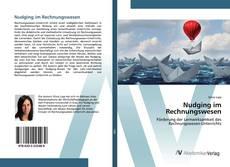 Buchcover von Nudging im Rechnungswesen