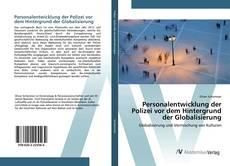 Capa do livro de Personalentwicklung der Polizei vor dem Hintergrund der Globalisierung