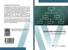 Buchcover von Quellcode-Generierung