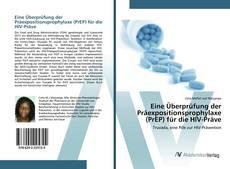 Bookcover of Eine Überprüfung der Präexpositionsprophylaxe (PrEP) für die HIV-Präve