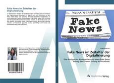 Borítókép a  Fake News im Zeitalter der Digitalisierung - hoz