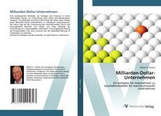 Capa do livro de Milliarden-Dollar-Unternehmen